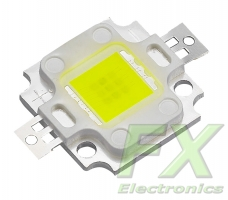 LED Diode 10W COLD COLOUR 990 Lumens!