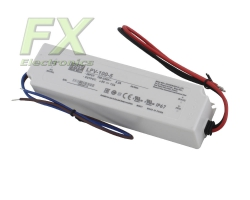 Mean Well Power Supply 5V 100W LPV-100-5  IP67